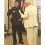 New NC Police Chief Sworn In