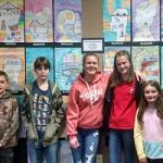 Nevada County Celebrates Youth Art Month