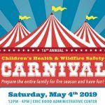 Fire Safe Kids Carnival Saturday