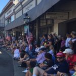 Parade Packs Grass Valley Streets