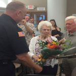 Nevada City Honors 100 year old Resident