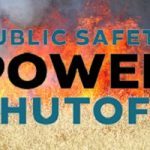 Public Safety Power Shutoffs Now Possible Here