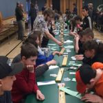 27th Youth Cribbage Tournament Fun and Educational
