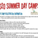 Day Camps for Kids Registration Open