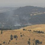 Smartsville Fire Contained to 12 Acres