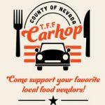 Last Carhop Event Saturday