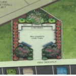 Memorial Park Courtyard to Tell History of Park