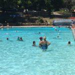 Public Swim Returns To Pioneer Park